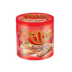 KITA Wafer Cream Tin 1 Flavour