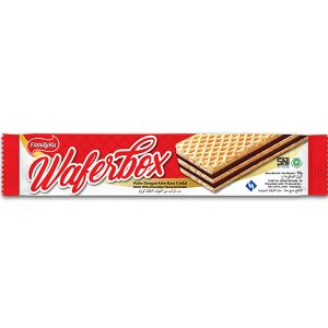 FAMILYKU Wafer Cream Showbox 1 Flavour