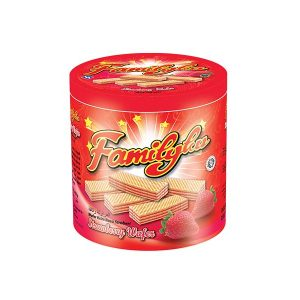 FAMILYKU Wafer Cream Tin 1 Flavour