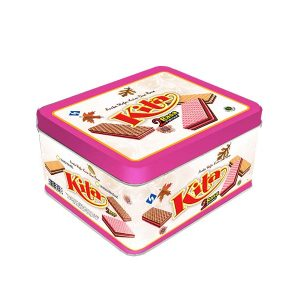 KITA Wafer Cream Tin 2 Flavour