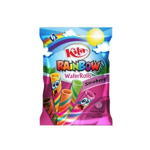 KITA Wafer Roll Rainbow