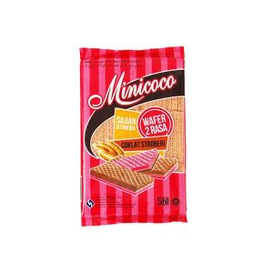 MINICOCO Wafer Cream Pack 2 Flavour