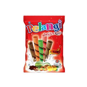 Wafer Roll KITA Pelangi
